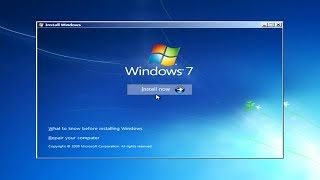 How to Create bootable USB and install windows 7 pro  (tutorial)