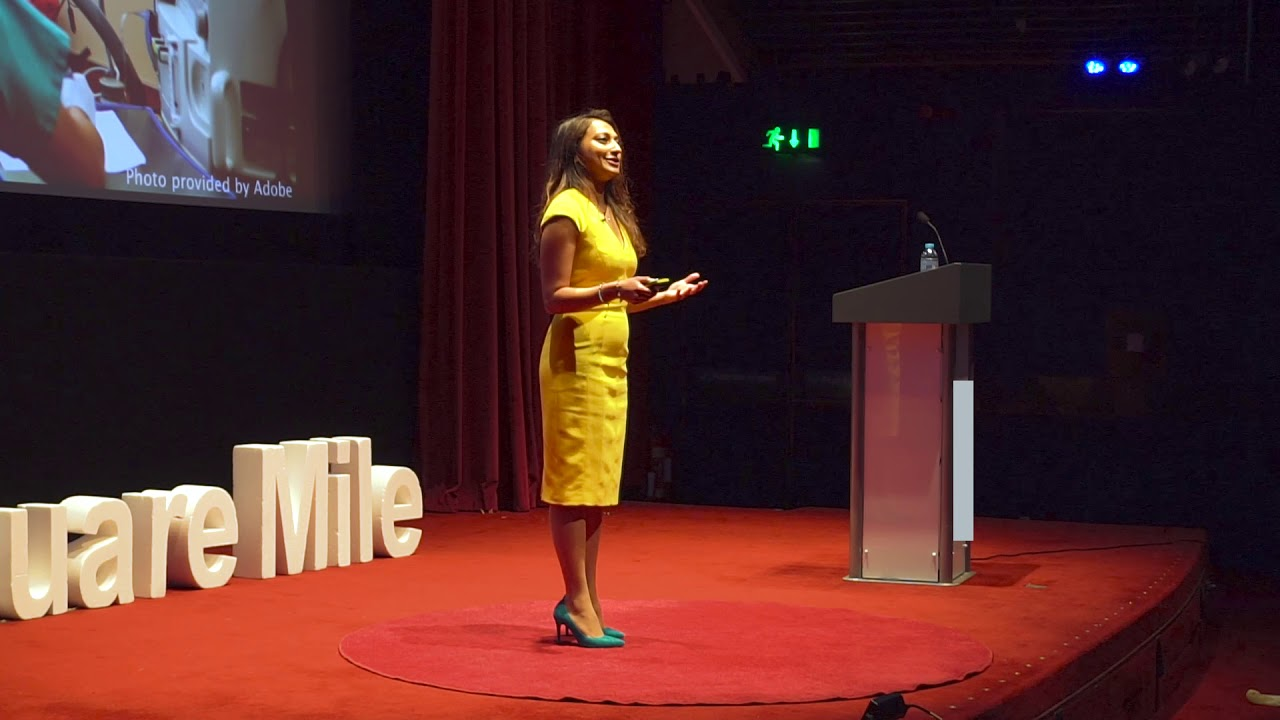 Rediscovering The Art in Surgery | Shabnam Parkar | TEDxSquareMile #Generalsurgery