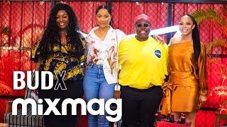 Teni The Entertainer, Toke Makinwa and Adesua Etomi 'Women Leading Nigerian Culture' at BUDX Lagos