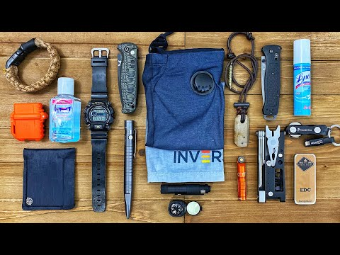 My Every Day Carry – Weekly EDC Update April 2020