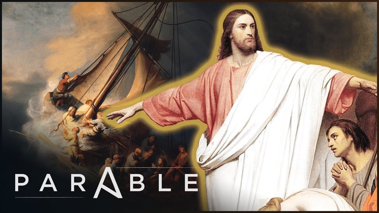The Lost Voyage Of Jesus Christ | Secrets Of Christianity | Parable