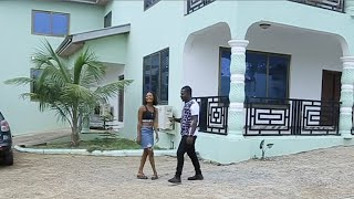 I'm Richer Than Lilwin But He Doesn't Respect Me - Maame Esi Forson Tours Huge House With Zionfelix