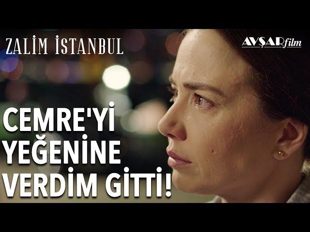 Seher Cemre'yi, Nedim'e Veriyor!   Zalim İstanbul 7. Bölüm