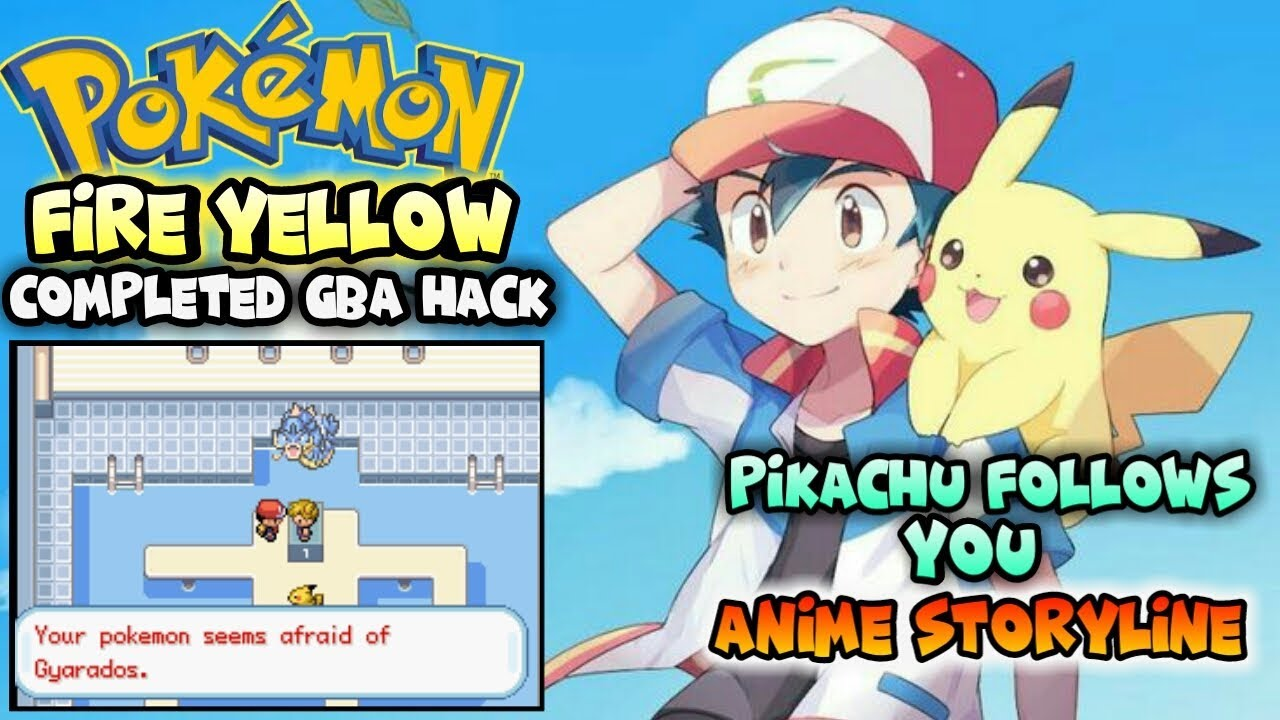 pokemon yellow special pikachu edition rom download