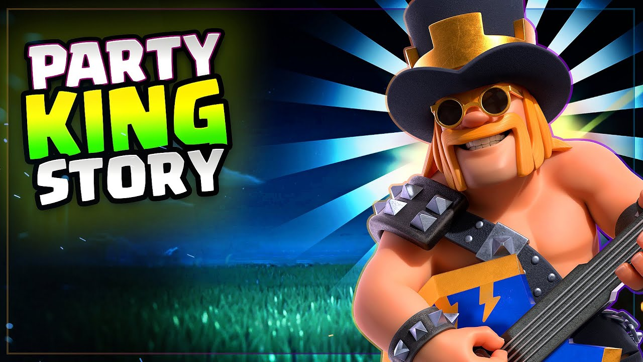 """PARTY KING  "" STORY  