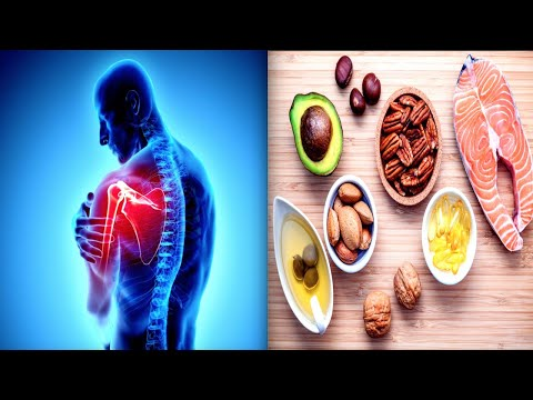 7 Foods That Will Improve the Health of Your Joints and Ligaments!