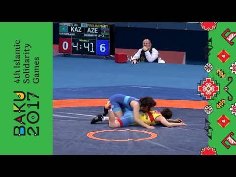 Wrestling | Women's Freestyle 53kg | 21 May