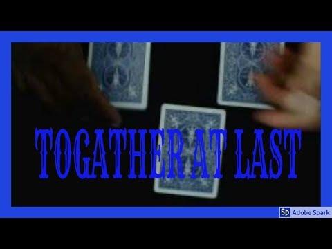 ONLINE MAGIC TRICKS TAMIL I ONLINE TAMIL MAGIC #86 I TOGATHER AT LAST