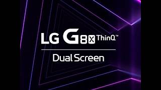 Level up your game with the LG G8X ThinQ™ Dual Screen & LG Game Pad [Square Version] | LG USA Mobile