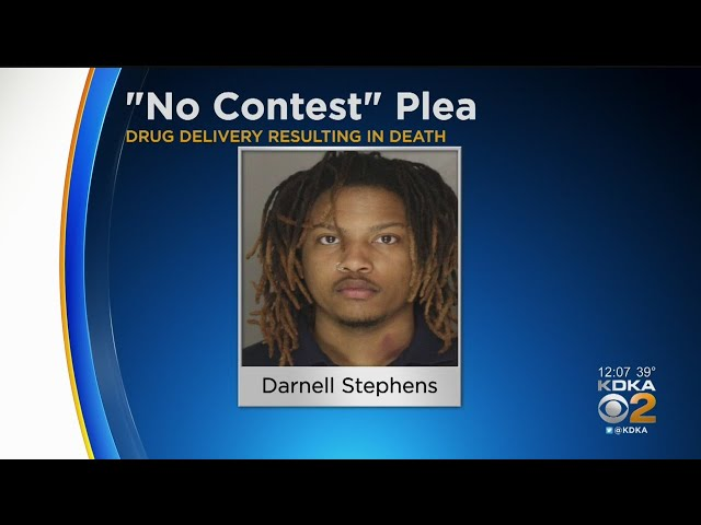 Man Pleads No Contest To Supplying Drugs That Killed Local Man