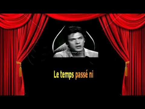 Karaoké Marc Lavoine   Le pont Mirabeau