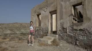 One Day In Tabernas Desert (Desierto De Tabernas)