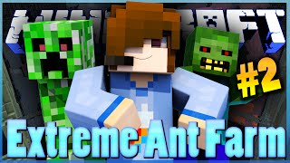 КРИПЕРСКИЕ АЧИВКИ | EXTREME ANT FARM SURVIVAL MINECRAFT
