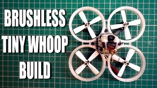 Build A Brushless Tiny Whoop