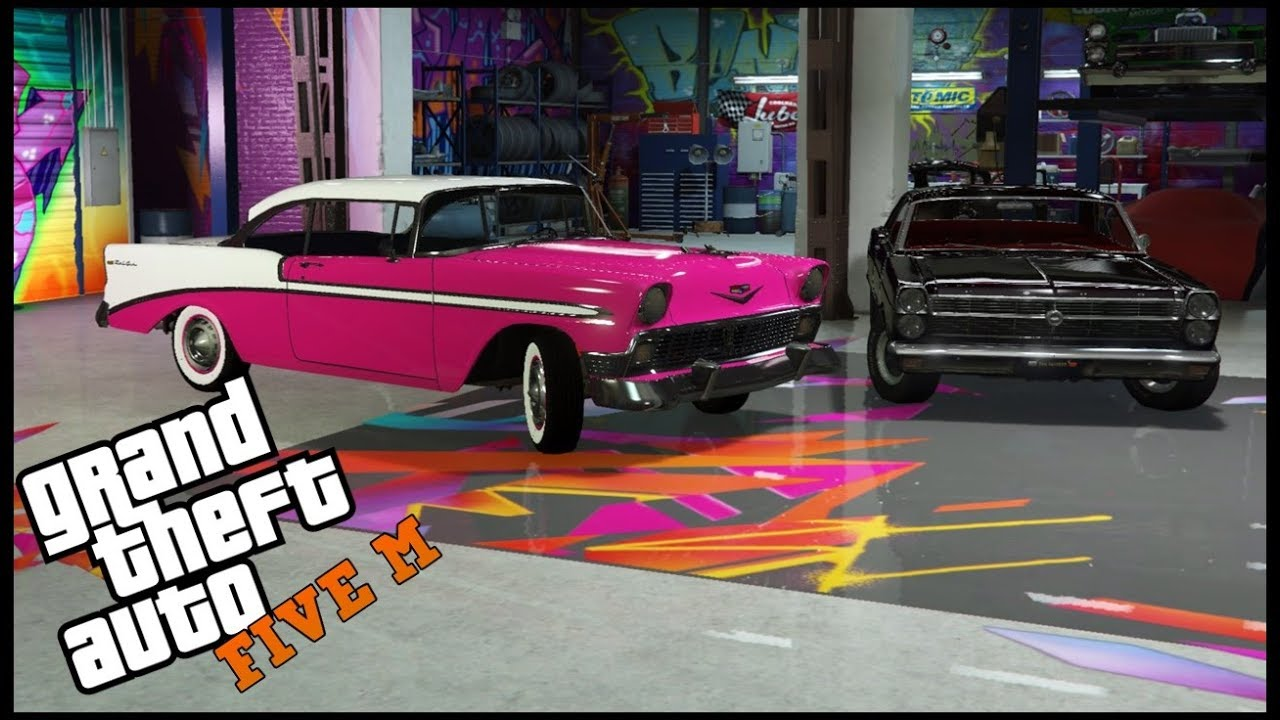 GTA 5 ROLEPLAY - FAT STACK\'S CLASSIC CAR DEALERSHIP!! - EP. 473 ...