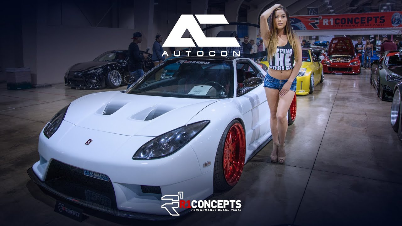 AutoCon LA 2015 | Best of the Best Cars in SoCal! - YouTube