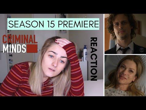 Criminal Minds Season 15 Premiere REACTION - Awakenings (PART 2)
