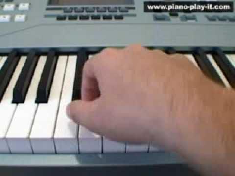 Piano Legato and Staccato Techniques (Musical Phrasing) (Lesson 13)