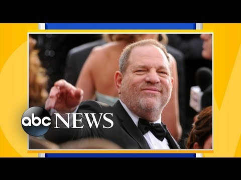 Harvey Weinstein accuser speaks outиз YouTube · Длительность: 6 мин23 с