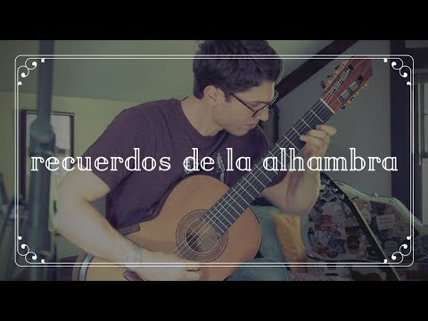 Recuerdos de la Alhambra by Tárrega - Free PDF Sheet Music or TAB