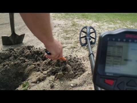 Nokta Impact beach hunt (Chesapeake Bay) II - Clad and Cans