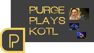 Dota 2 Purge plays Kotl