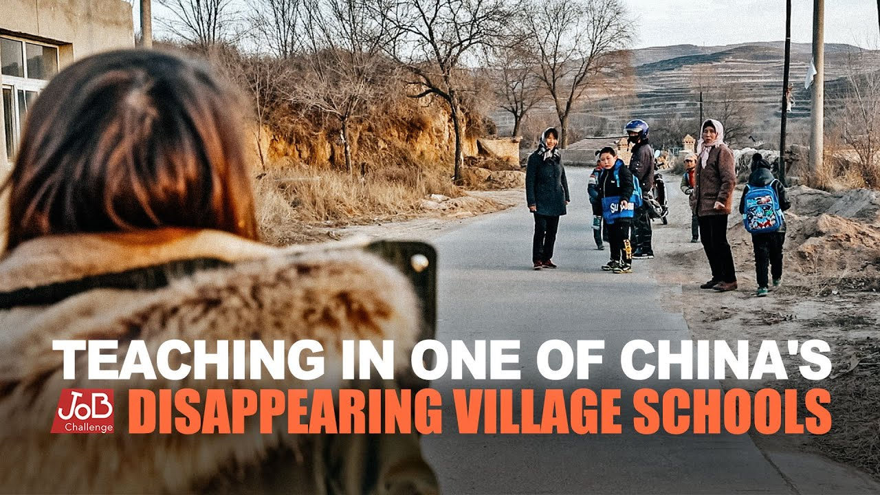 How I became a teacher in a Chinese village school with only eight kids