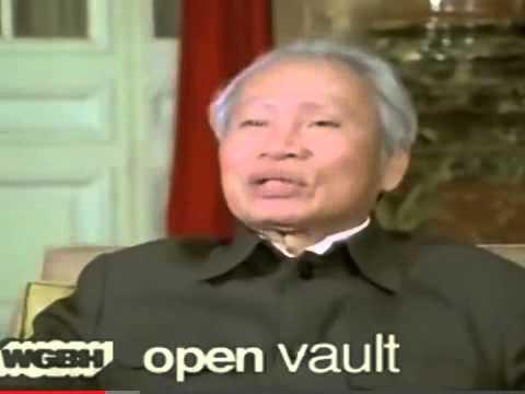 Thủ Tướng Phạm Văn Đồng Nói Về Trung Quốc