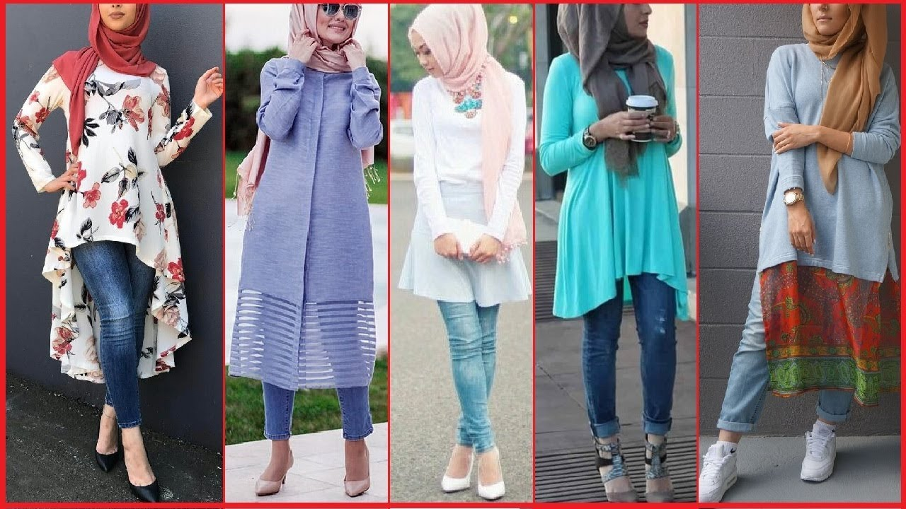 Kashmiri Kurti Design Hijab Girls Fashion Modest Fashion Long
