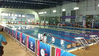 XIII FINSWIMMING WORLD CUP 2018 GOLDEN FINAL (23-09-2018) session 4