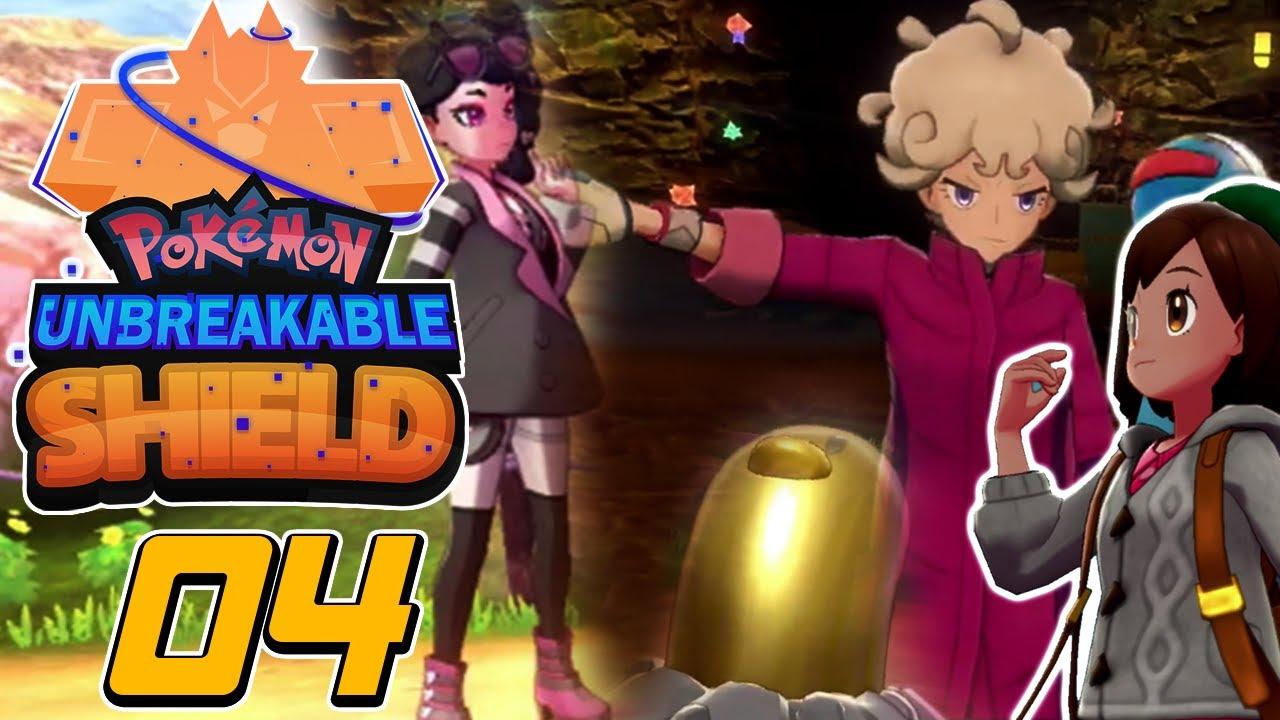 UN ENCHAINEMENT DE CRIT - Pokémon unbreakable shield #04