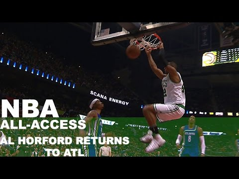 NBA Game Spotlight: Horford Returns to Atlanta