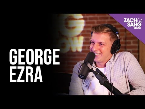 George Ezra Talks Staying At Tamaras Budapest Ed Sheeran & Elton John