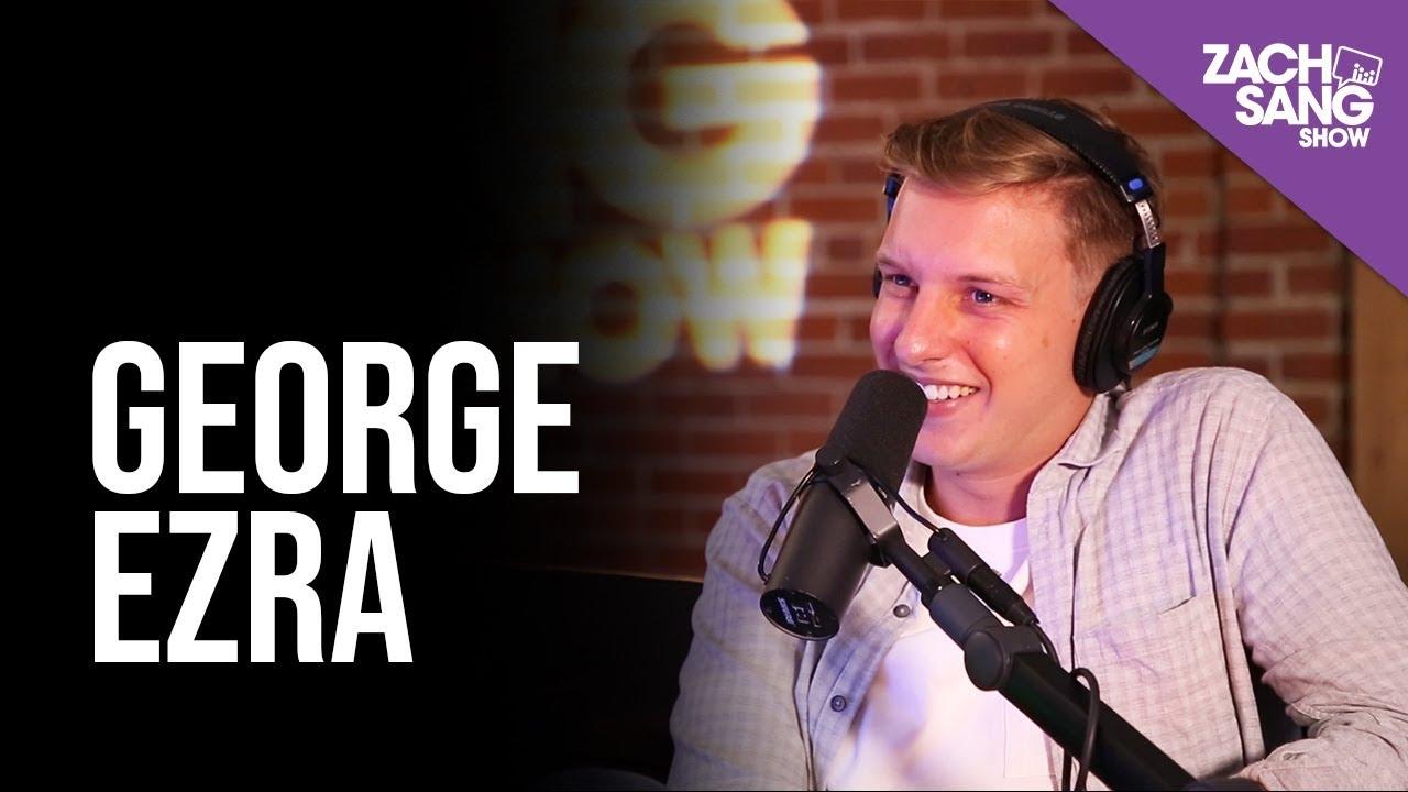 George Ezra Talks Staying At Tamara's, Budapest, Ed Sheeran & Elton John