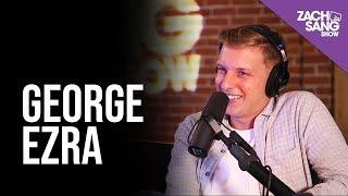 George Ezra Talks Staying At Tamara's, Budapest, Ed Sheeran & Elton John Video