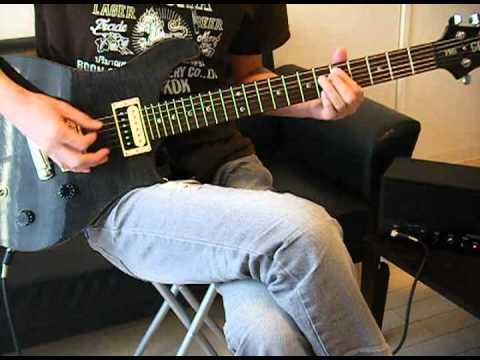 Night Ranger - Four In The Morning - Guitar Cover mp3