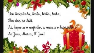 Lá na Lapinha - Canção de Natal infantil (letra, partitura e instrumental)