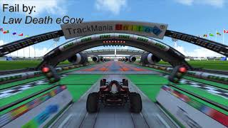 Trackmania - Funny Fails & Bugs #2 by Beridok [Compilation]