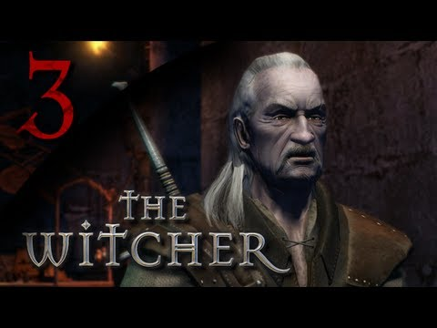 Mr. Odd - Let's Play The Witcher - Part 3 - Prepare the Potion for Triss