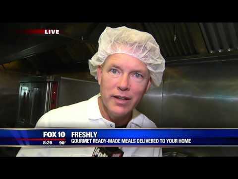 Freshly Prepared-meals delivered to your door