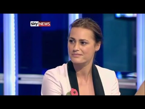 Yasmin Le Bon interview 9 November 2011