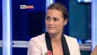 Yasmin Le Bon interview 9 November 2011