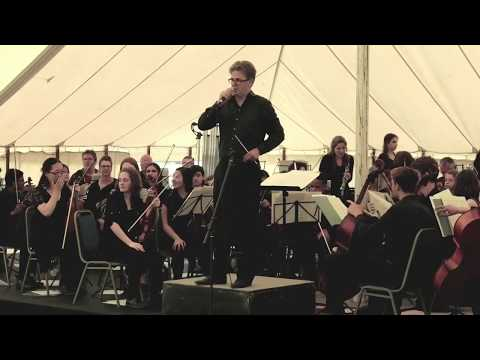 'FANTASIA ON ESSEX POP SONGS' and other orchestral material performed by Essex Youth Orchestras 2017