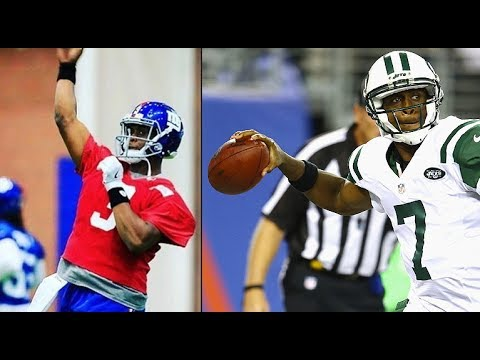 Geno Smith Changes Jersey Number From 7 To 3 With NY Giants