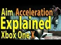 Aim Acceleration Explained | New Update | PUBG | Xbox One X