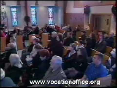 Complete Catholic Mass Advent 4th Sunday