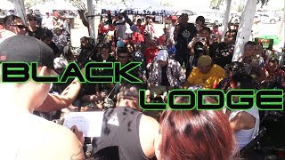 Black Lodge (Contest Song #1) @ Northern Ute 4th of July (Fort Duchesne) Powwow 2019 Resimi
