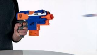 видео Бластер Nerf Элит Страйф A0200 (Нерф)