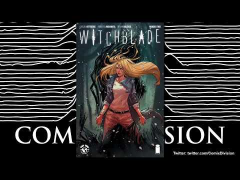 Warning Side Effects Of The New WITCHBLADE Comic Book May Include Feelings Of Despair and Meh!
