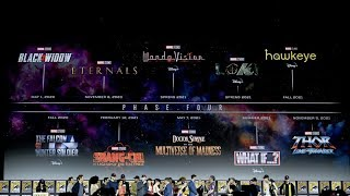 Upcoming Marvel Cinematic Universe Projects (and some of My Thoughts)